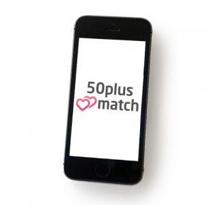 50plusmatch app